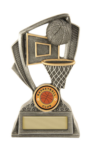 Basketball Trophy 769/7B 135mm