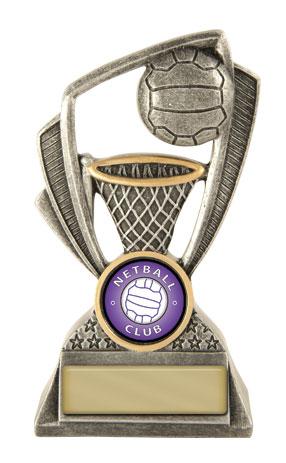 Netball Trophy 769/8A 125mm