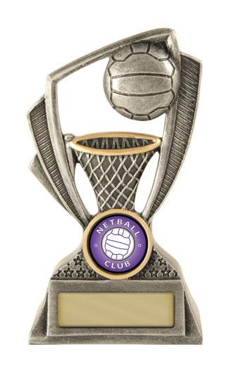 Netball Trophy 769/8B 135mm