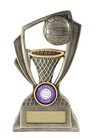 Netball Trophy 769/8C 150mm