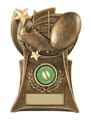 Rugby Trophy 770/6B 135mm