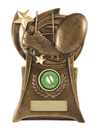 Rugby Trophy 770/6C 150mm