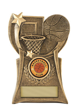 Basketball Trophy 770/7A 120mm