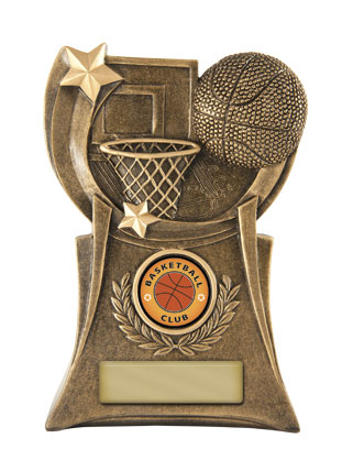 Basketball Trophy 770/7B 135mm