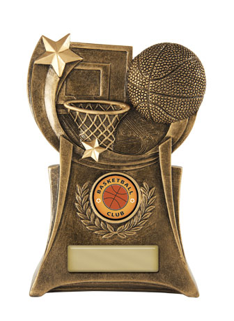 Basketball Trophy 770/7C 150mm