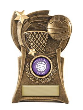 Netball Trophy 770/8A 120mm