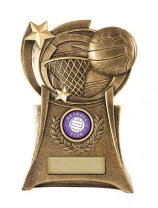 Netball Trophy 770/8C 150mm