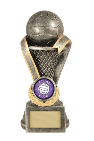 Netball Trophy 772/8A 150mm
