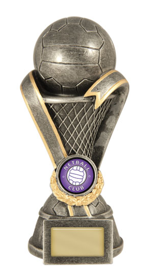 Netball Trophy 772/8B 175mm