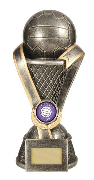 Netball Trophy 772/8C 200mm