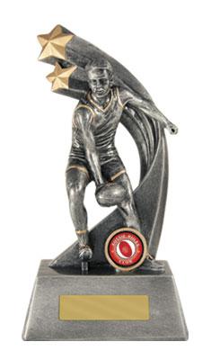 Aussie Rules Trophy 778/3D 225mm