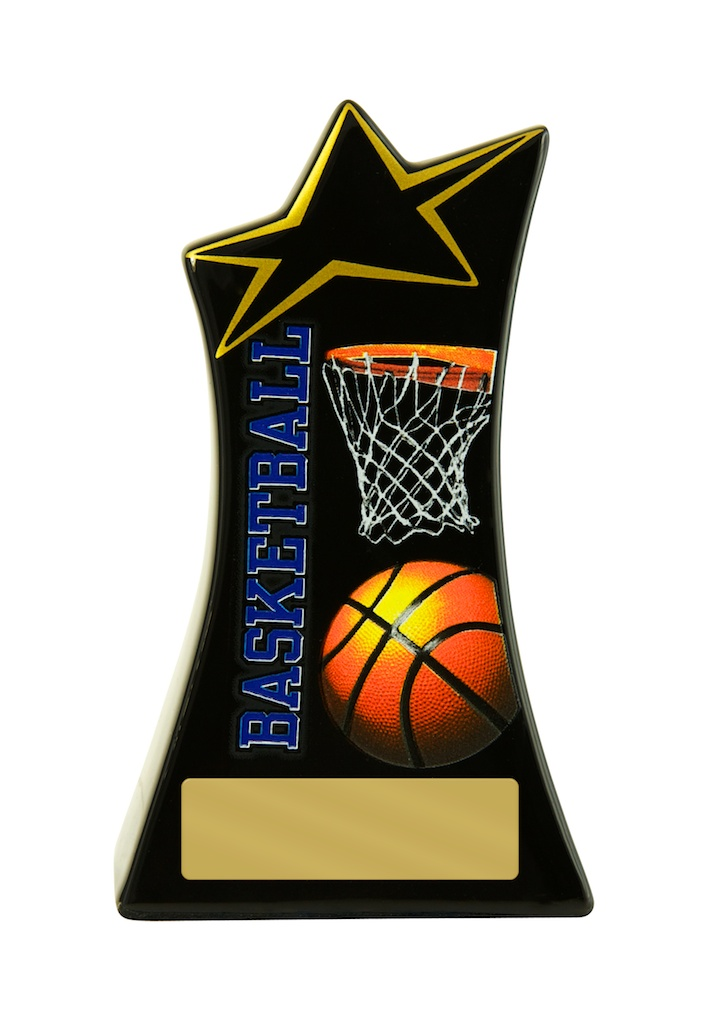 Basketball Trophy 977/7A 125mm