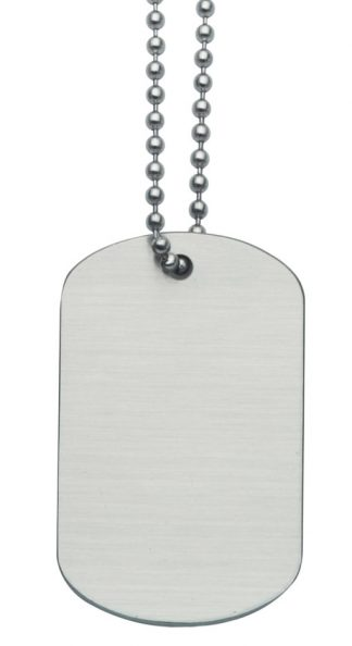 Presentation Awards Dog Tag EDT2