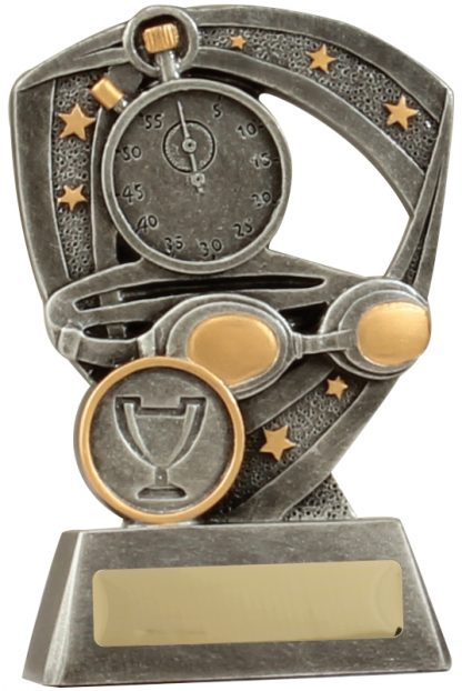 Swimming Trophy 23530A 120mm