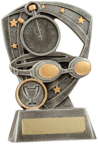 Swimming Trophy 23530B 140mm