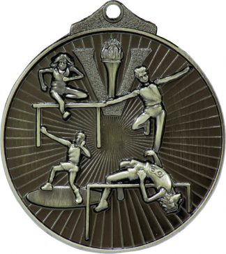 Athletics Medal MD941S 52mm