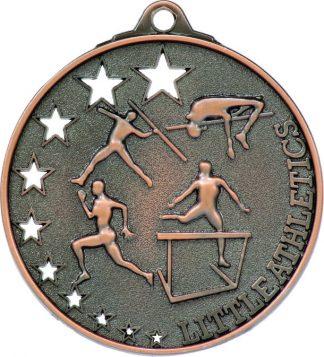 Athletics Medal MH941B 52mm