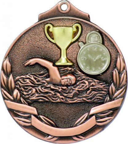 Swimming Medal MT902B 51mm
