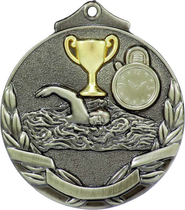 Swimming Medal MT902S 51mm