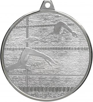 Swimming Medal MZ902S 50mm