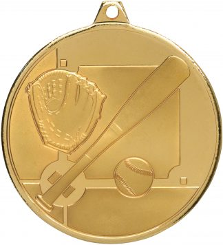 Baseball-Softball Medal MZ903G 50mm