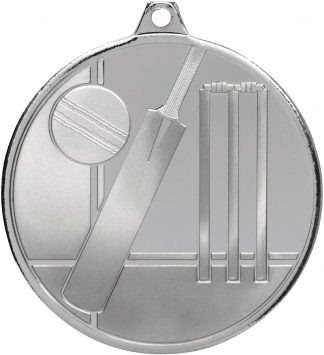 Cricket Medal MZ910S 50mm