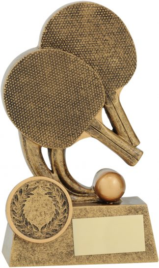 Table Tennis Trophy 11266A 120mm