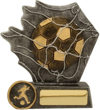 Soccer Trophy 12080S 95mm