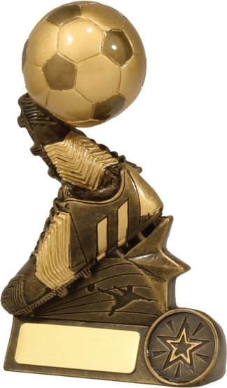 Soccer Trophy 13004B 140mm