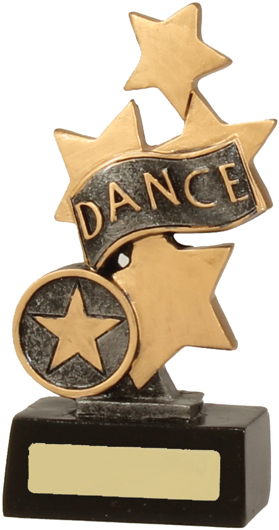 Dance Trophy 13019A 125mm