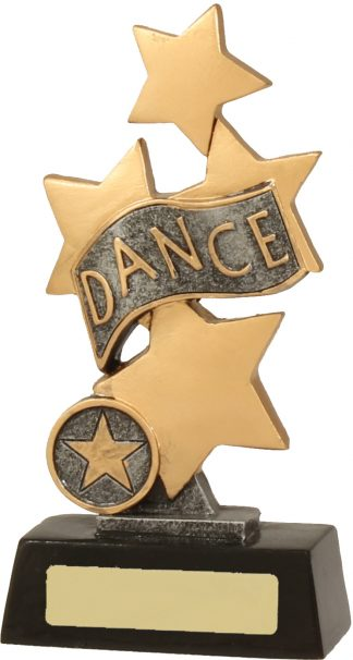 Dance Trophy 13019C 175mm