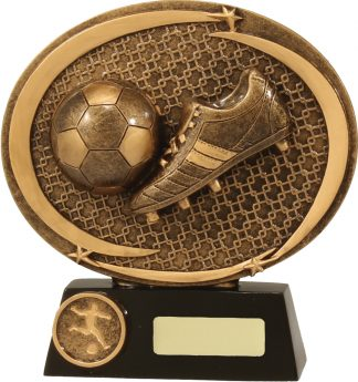 Soccer Trophy 13338L 155mm