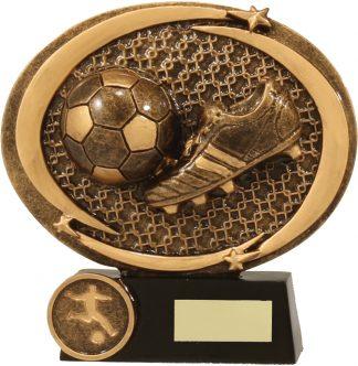 Soccer Trophy 13338M 130mm