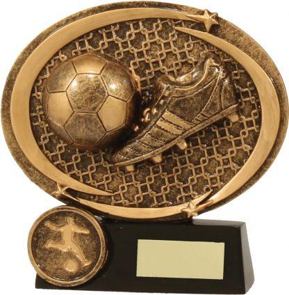 Soccer Trophy 13338S 110mm