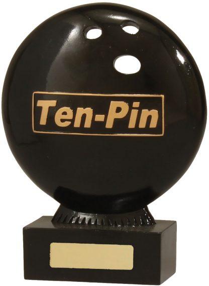 Ten Pin Trophy 13953B 155mm
