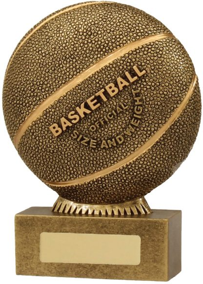 Basketball Trophy 13960A 125mm
