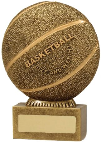 Basketball Trophy 13960AA 110mm