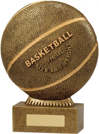 Basketball Trophy 13960B 155mm