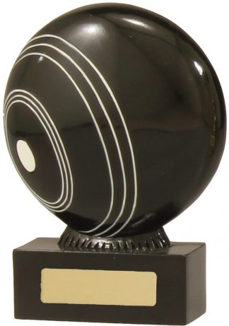 Lawn Bowls Trophy 13983A 125mm