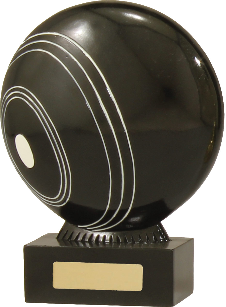 Lawn Bowls Trophy 13983B 155mm