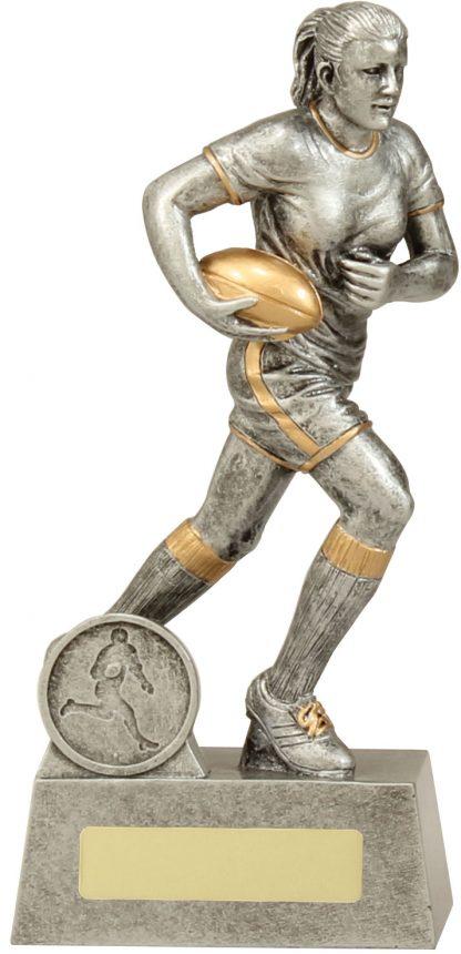 Rugby Trophy 14512B 185mm