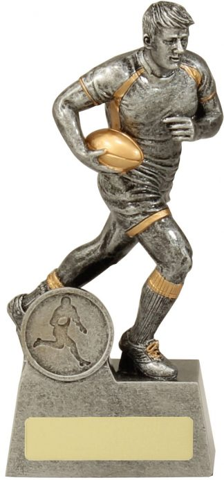 Rugby Trophy 14513A 160mm