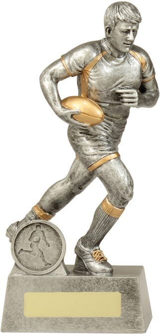 Rugby Trophy 14513B 185mm