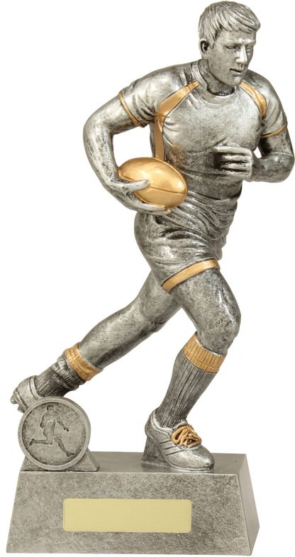 Rugby Trophy 14513D 235mm