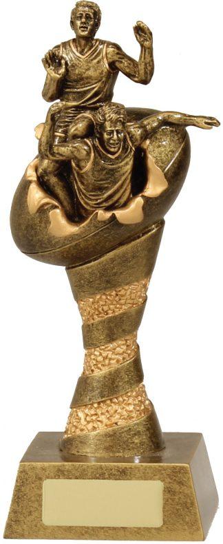 Australian Rules (AFL) Trophy 15112A 210mm