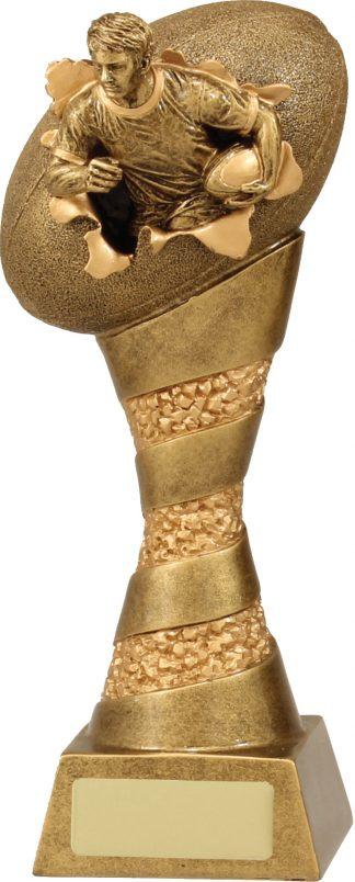 Rugby Trophy 15113B 250mm
