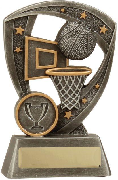 Basketball Trophy 23534A 120mm