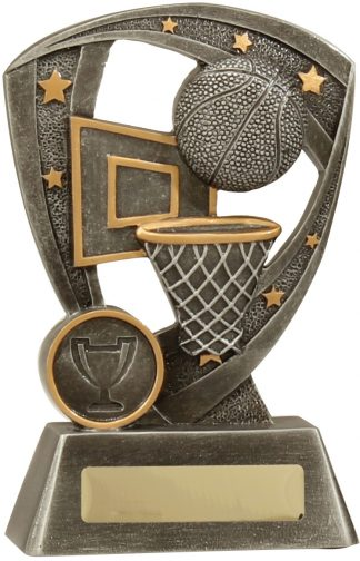 Basketball Trophy 23534B 140mm