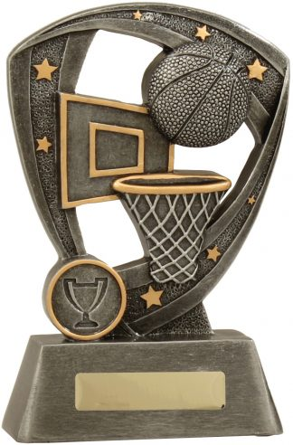 Basketball Trophy 23534C 160mm