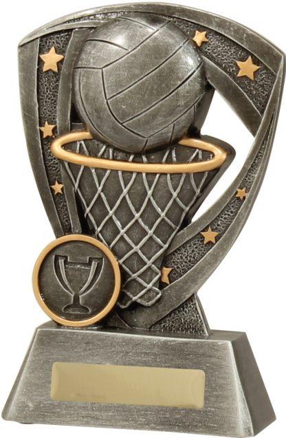 Netball Trophy 23537B 140mm